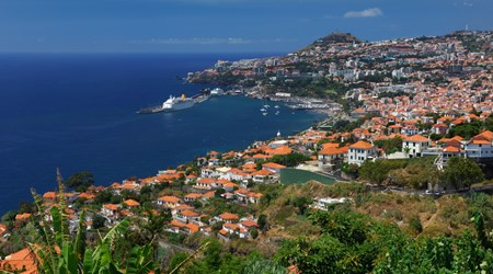 Funchal Downtown And Historical Area
