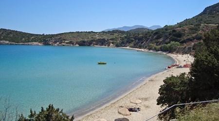 Voulisma beach (Istron)