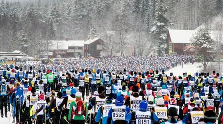 Vasaloppet Winter Week