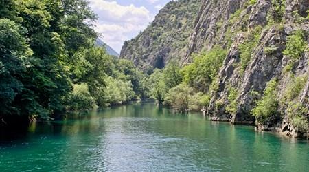 Lake Matka