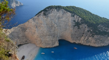 Shipwreck Beach & View (Navagio)