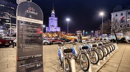 Veturilo City Bikes