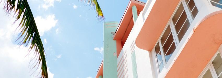 Ocean Drive, Miami Beach - Florida