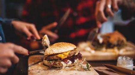 Cloud 9 Gourmet Burger & Milk Bar (Thimphu)