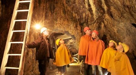Falun Mine / World Heritage Site