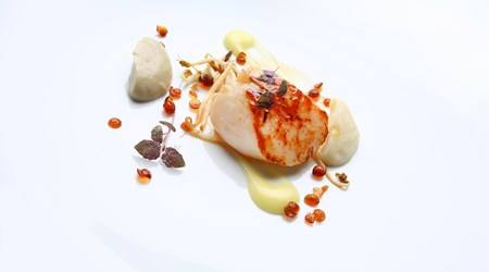 Restaurant Yoann Conte