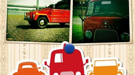 City tour in a Vintage Car