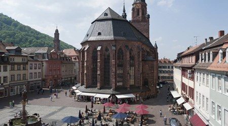 Market Square with the Church of the Holy Spirit