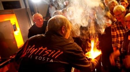 """Hyttsill""/Hot-shop herring"