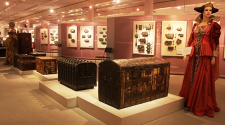 Schell Collection - Lock and Key Museum