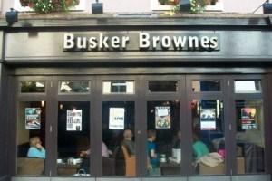 Busker Brownes Bar