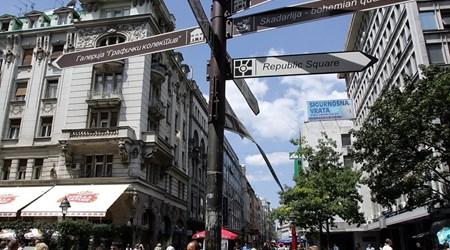 Knez Mihailova & Republic Square
