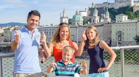 Salzburg for Families