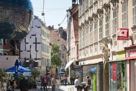 Lendplatz & Mariahilfer Straße