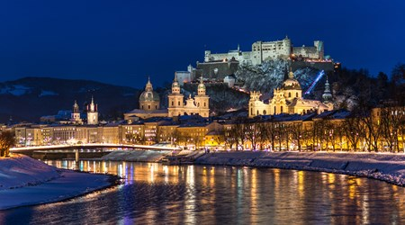 Salzburg for 48 hours