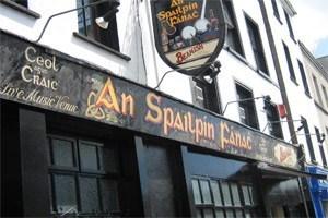 An Spailpin Fanach