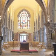Experience a musical medieval church