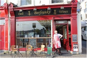 Berfranks Café, Deli and Wine Shop