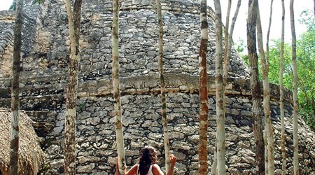 Coba Archaeological Site