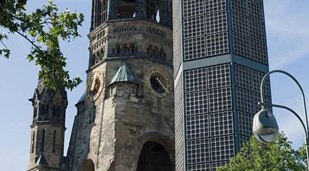 Kaiser-Wilhelm-Gedächtnis-Kirche (Kaiser Wilhelm Memorial Church)