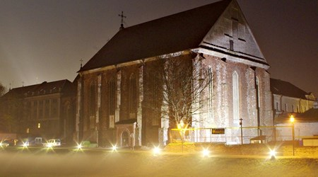 St. George Church and Bernardines' Monastery