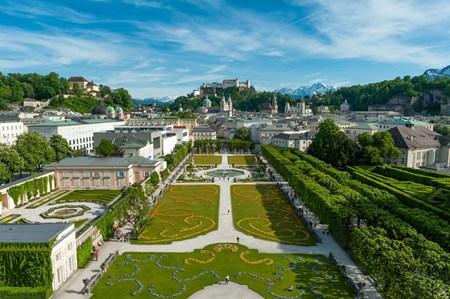 Salzburg for 72 hours