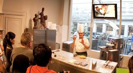 Choco-Story/Chocolate Museum