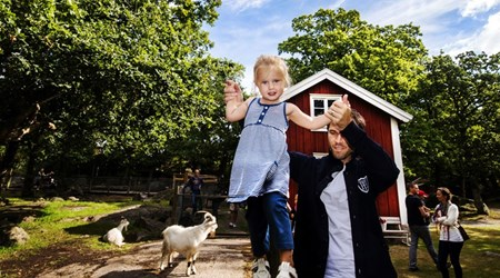 Wämöparken - a perfect place for an excursion