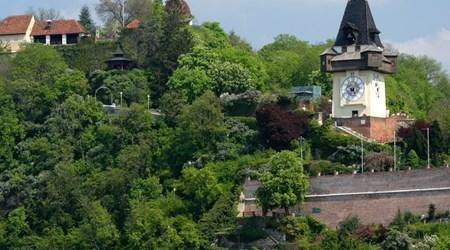 Schlossberg & Clocktower