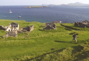 The Blasket Islands - Na Blascaodaí