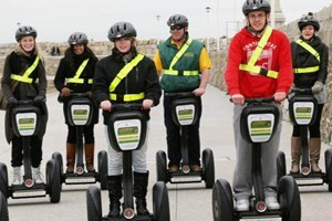 Segway Adventures  Guided Tours