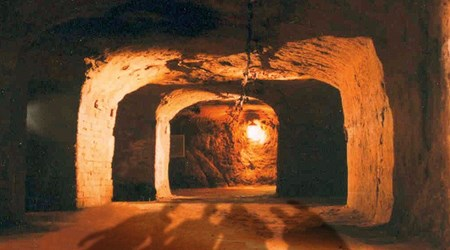 Historic Rock-Cut Cellars