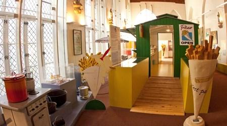 Belgian Fries Museum