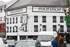 Kick up your heels at Monroe's Tavern