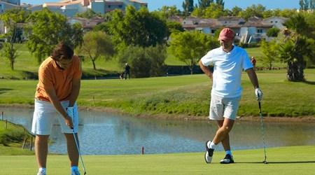 The Cap d'Agde Golf course