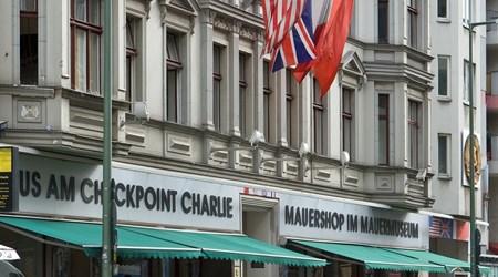 Mauermuseum Haus am Checkpoint Charlie