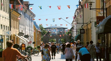 Kalmar City - Kvarnholmen