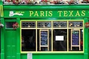 Paris Texas Cafe Bar