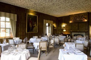 Munster Room Restaurant at Waterford Castle