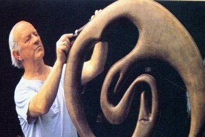 Casey's Bog Sculptures