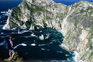 Venture out to Slieve League peninsula