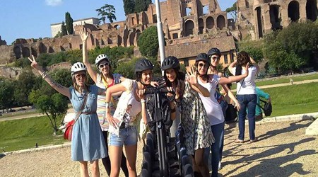 Segway Italy Tours